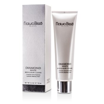 Natura Bisse Diamond White Rich Luxury Desmaquillador Blanqueador  150ml/5.3oz