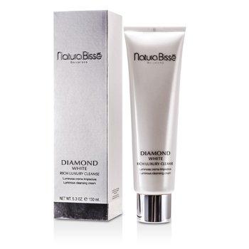 Natura BisseDiamond White Rich Luxury Desmaquillador Blanqueador 150ml/5.3oz