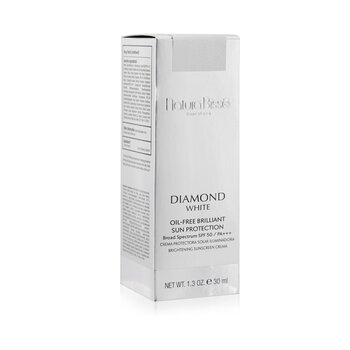 Natura BisseDiamond White Oil-Free Brilliant Protection SPF 50 PA+++ 30ml/1oz