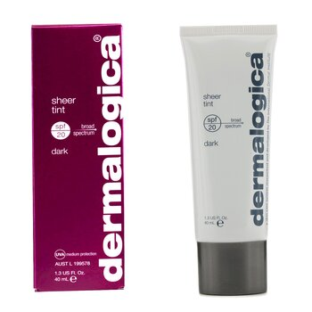 DermalogicaSheer Tint Moisture SPF20 (Dark) 40ml/1.3oz