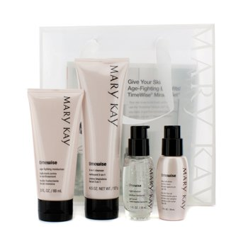 TimeWise Miracle Set: Cleanser + Moisturizer + Day ...