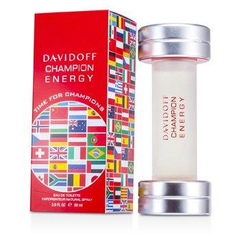 Davidoff Champion Energy Eau De Toilette Spray (Edici�n Internacional)  90ml/3oz