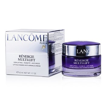 Lancome Renergie Multi-Lift Lifting Firming Anti-Wrinkle Cream (Made in Japan)  50ml/1.7oz
