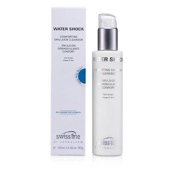 SwisslineWater Shock Comforting Emulsion Cleanser 160ml/5.4oz