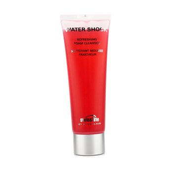 Swissline Water Shock Refreshing Foam Cleanser 120ml/4oz