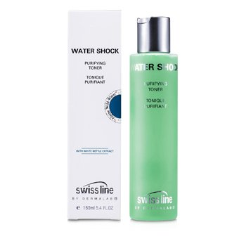 Swissline Water Shock Purifying Toner 160ml/5.4oz