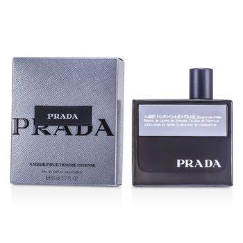 Prada Amber Pour Homme Intense Eau De Parfum Spray  50ml/1.7oz
