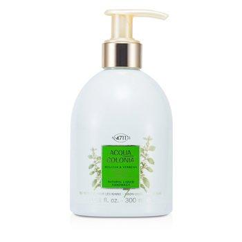 4711 Acqua Colonia Melissa Verbena Natural Liquid Hand Wash 300ml101oz