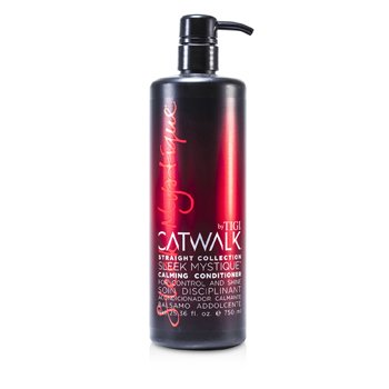 TigiCatwalk Sleek Mystique Acondicionador Calmante 750ml/25.36oz