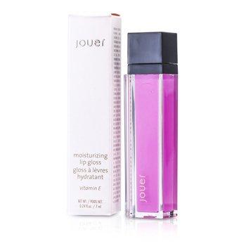Jouer Moisturizing Lip Gloss - # Peony  7ml/0.24oz