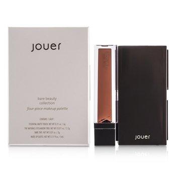 Jouer Bare Beauty Collection: 1x Matte Touch, 1x Eyeshadow Trio, 1x Bare Tint, 1x Lip Gloss  4pcs