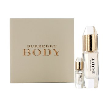 Burberry Body Coffret: Eau De Parfum Spray 35ml/1.1oz + Eau De Parfum 4.5ml/0.15oz  2pcs