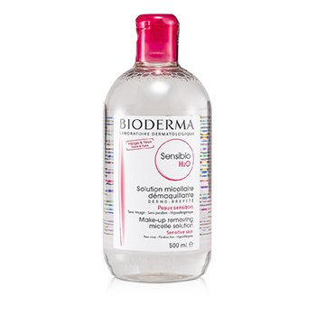 BiodermaSensibio H2O Micelle Solution (For Sensitive Skin) 500ml/16.7oz