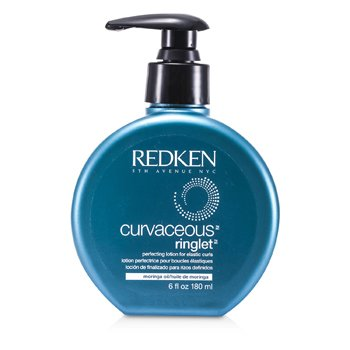 RedkenCurvaceous Ringlet Perfecting Lotion (For Elastic Curls) 180ml/6oz
