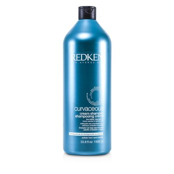 RedkenCurvaceous Cream Shampoo 1000ml/33.8oz
