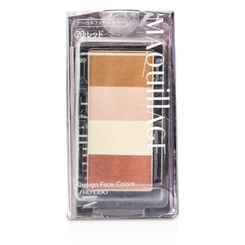 ShiseidoMaquillage Design Face Colours Compact Refill5.7g/0.19oz