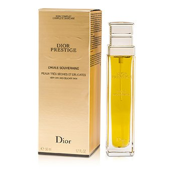 Christian DiorPrestige L'Huile Souveraine (For Very Dry & Delicate Skin) 50ml/1.7oz
