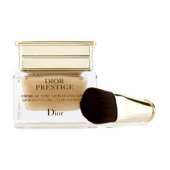 27d7664b692 Christian Dior Prestige Satin Revitalizing Cream Foundation SPF 20 - # 21  Linen 30ml/1oz