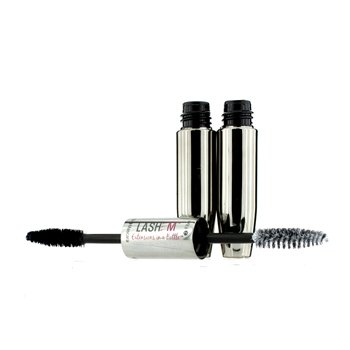 Lashem Extensions In A Bottle Fiber Lash Extensions With Lash Enhancing Serum - (# Black)  6ml/0.27oz