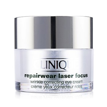 CliniqueRepairwear Laser Focus Wrinkle Correcting Eye Cream 15ml/0.5oz