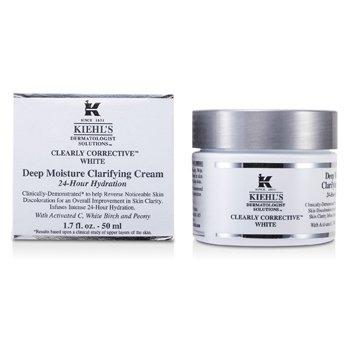 Kiehl's Clearly Corrective White Deep Moisture Clarifying Cream 50ml/1.7oz