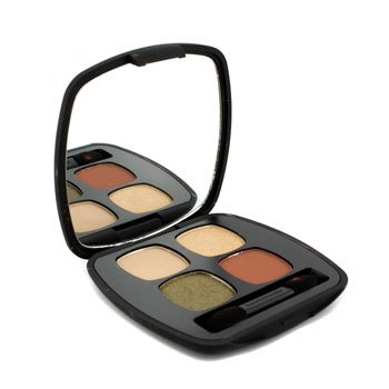 Bare Escentuals BareMinerals Ready Eyeshadow 4.0 – The Rare Find (# Lost For Words  # Surreal  # Eureka  # Frisson) 6g/0.21oz
