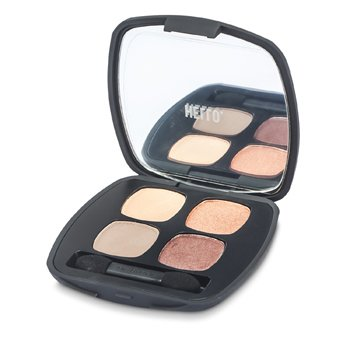 Bare Escentuals BareMinerals Ready Eyeshadow 4.0 - The Happy Place (# Peace, # Imagine, # Exhale, # Euphoria)  6g/0.21oz