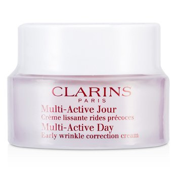 ClarinsMulti-Active Day Early Wrinkle Correction Cream (All Skin Types) - Unboxed 50ml/1.7oz