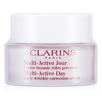 ClarinsCrema Correctora Multi Activa D�a Arrugas tempranas (Todo tipo de piel) - Sin Embalaje 50ml/1.7oz