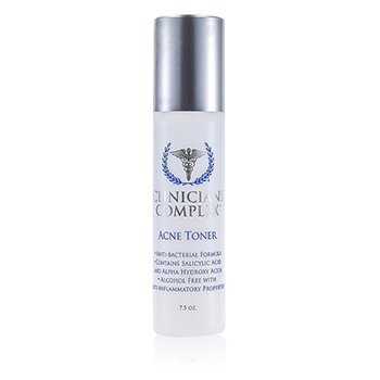 Clinicians Complex Acne Toner 225ml/7.5oz