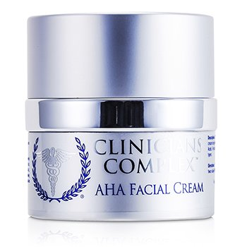 Clinicians Complex AHA Facial Cream 60ml/2oz