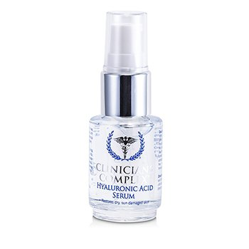 Clinicians Complex Hyaluronic Acid Serum 30ml/1oz