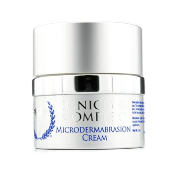 Clinicians Complex Microdermabrasion Cream  60ml/2oz