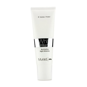 MuradCreme noturno  hidratante White Brilliance Illuminating Night Moisture 608493 50ml/1.7oz