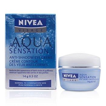 Nivea Aqua Sensation Anti-Shadow Eye Cream 14g/0.5oz