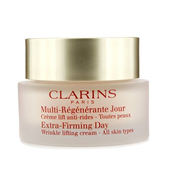 ClarinsExtra-Firming Day Wrinkle Lifting Cream - All Skin Types (Unboxed) 50ml/1.7oz