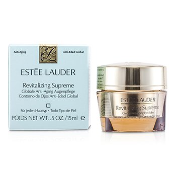 Est�e LauderCreme p/ os olhos Revitalizing Supreme Global Anti-Aging Eye Balm Y81E 15ml/0.5oz