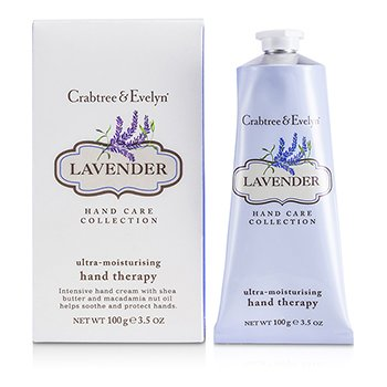 Crabtree & EvelynLavender Ultra-Moisturising Hand Therapy 100g/3.5oz
