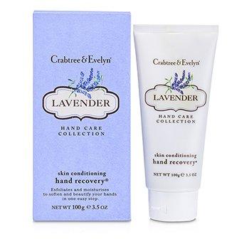 Crabtree & EvelynLavender Skin Acondicionador Recuperador Manos 100g/3.5oz