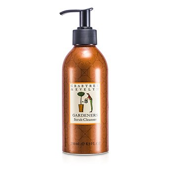 Crabtree & EvelynGardeners Scrub Cleanser 250ml/8.5oz