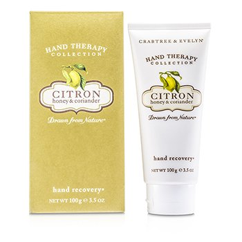 Crabtree & EvelynCitron, Honey & Coriander Hand Recovery 100g/3.5oz