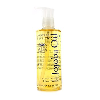 Crabtree & EvelynJojoba Oil Conditioning Hand Wash 250ml/8.5oz