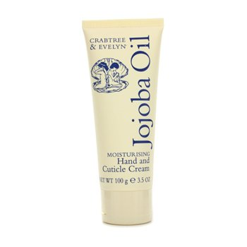 Crabtree & Evelyn Jojoba Oil Moisturising Hand & Cuticle Cream  100g/3.5oz