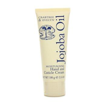 Crabtree & EvelynJojoba Oil Moisturising Hand & Cuticle Cream 100g/3.5oz