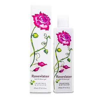 Crabtree & EvelynRosewater Bath & Shower Gel 250ml/8.5oz