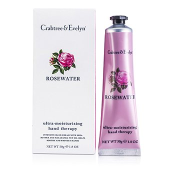 Crabtree & EvelynRosewater Terapia de Manos Ultra Hidratante 50g/1.8oz