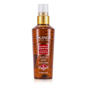 GuinotGlowing Tanning Oil SPF 6 150ml/5oz