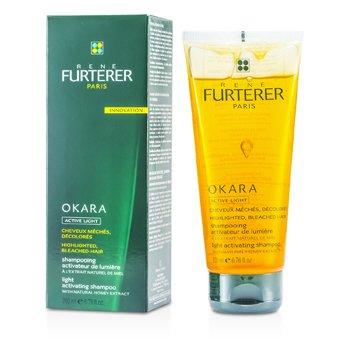 Okara Active LightOkara Light Activating Shampoo (For Highlighted, Bleached Hair) 200ml/6.76oz