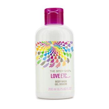 The Body Shop Love ETC Body Wash 200ml/6.75oz