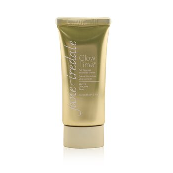 Jane Iredale Glow Time Crema BB Mineral Cobertura Total SPF 25 - BB3  50ml/1.7oz